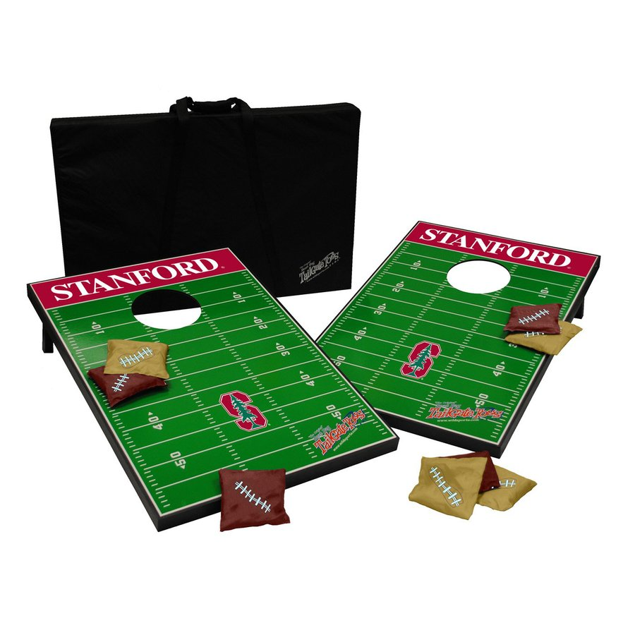 Wild Sports Stanford Cardinal Outdoor Corn Hole Party Game