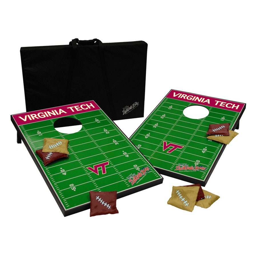 Wild Sports Virginia Tech Hokies Outdoor Corn Hole Party Game