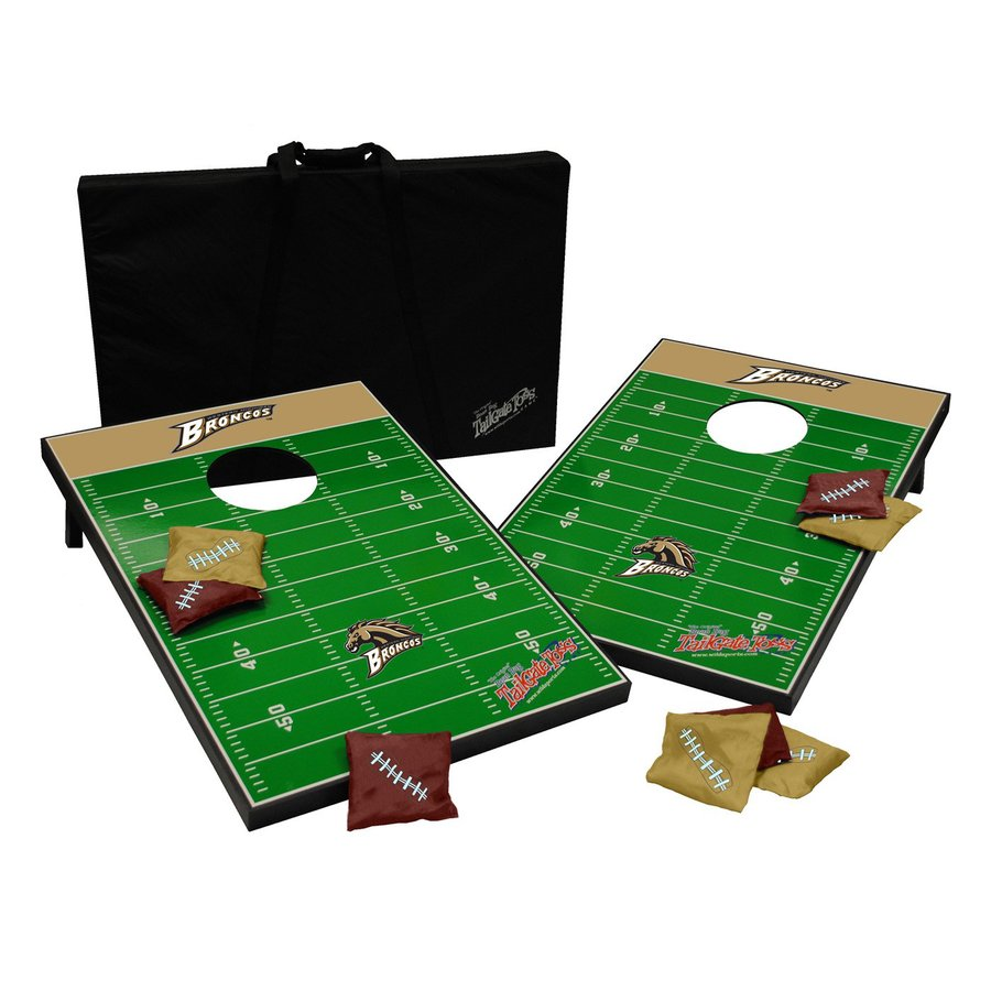 Wild Sports Western Michigan Broncos Outdoor Corn Hole Party Game
