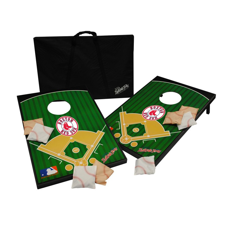 Wild Sports Boston Red Sox Outdoor Corn Hole Party Game