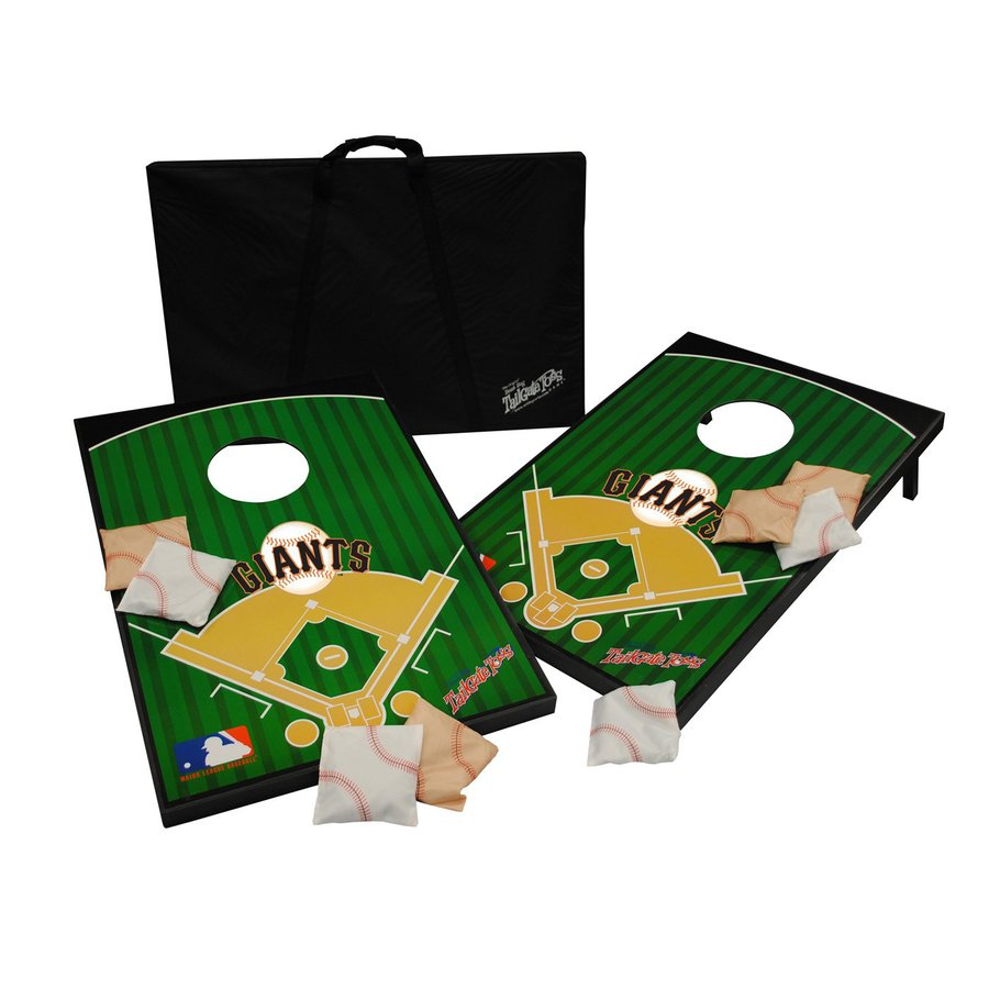 Wild Sports San Francisco Giants Outdoor Corn Hole Party Game