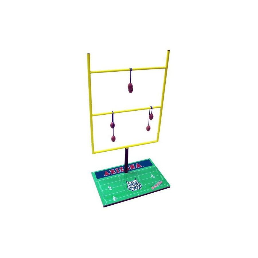 Wild Sports Arizona Wildcats Outdoor Ladder Ball Party Game with Case