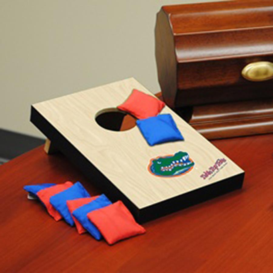 Wild Sports Florida Gators Outdoor Corn Hole Party Game