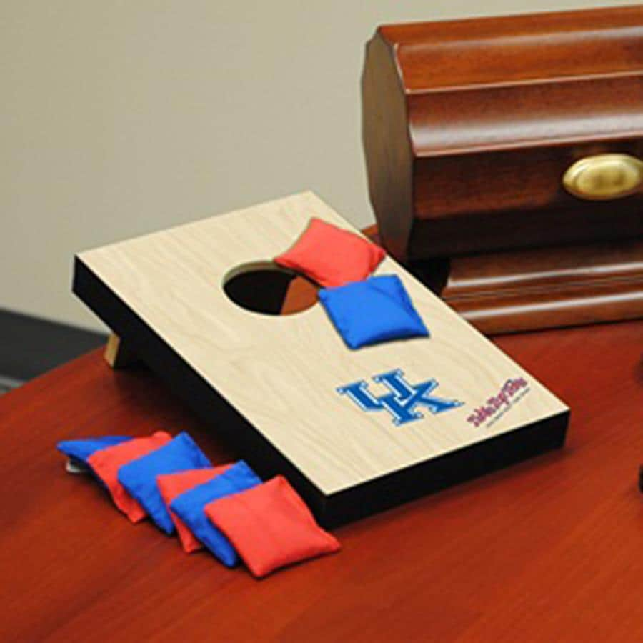 Wild Sports Kentucky Wildcats Outdoor Corn Hole Party Game