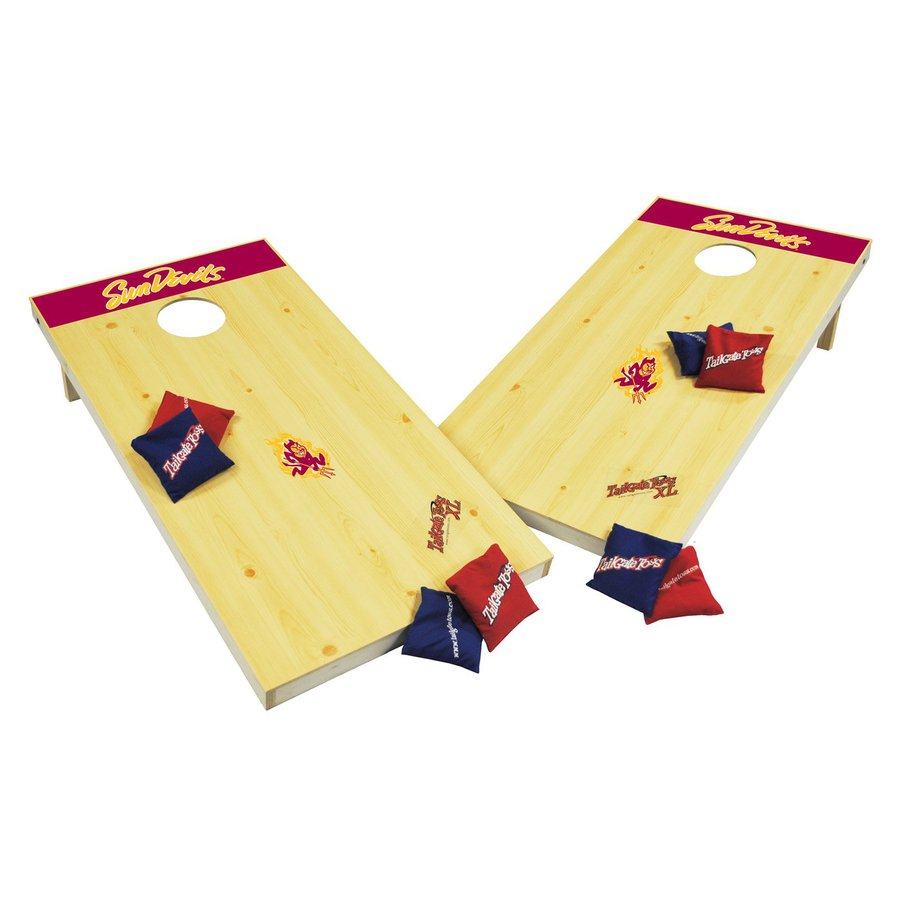 Wild Sports Arizona State Sun Devils Outdoor Corn Hole Party Game