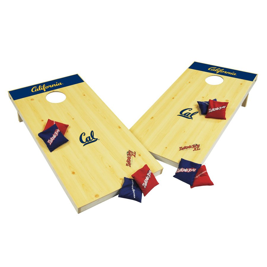 Wild Sports California Golden Bears Outdoor Corn Hole Party Game