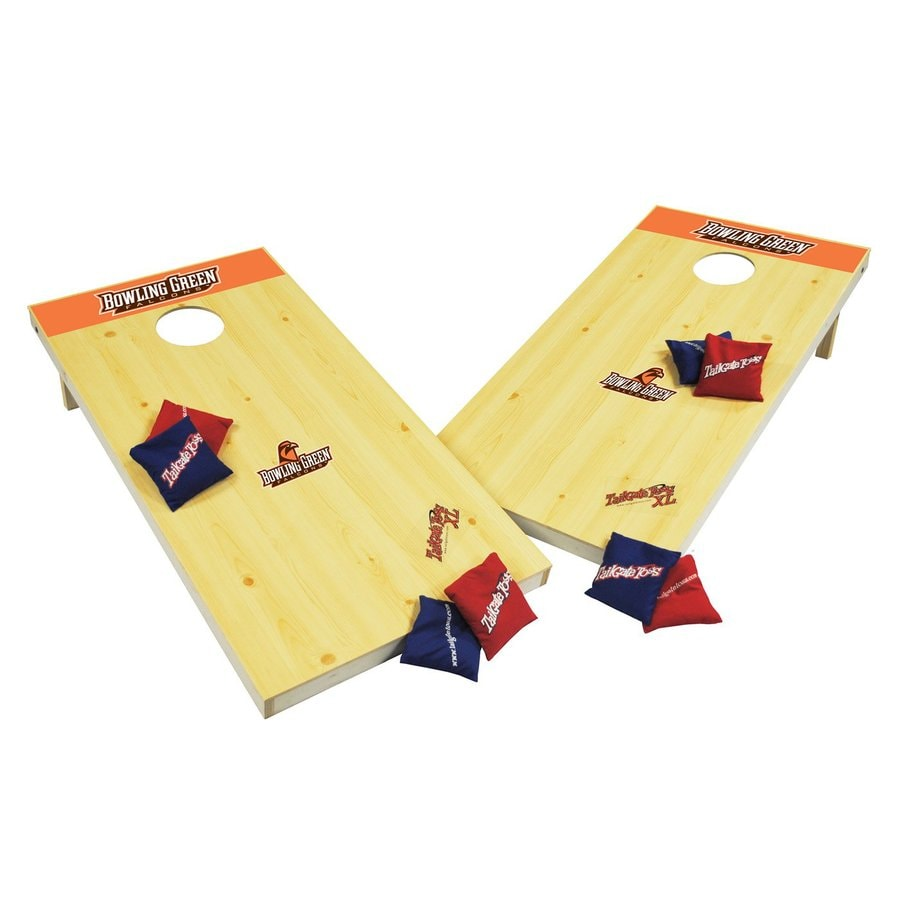 Wild Sports Bowling Green Falcons Outdoor Corn Hole Party Game
