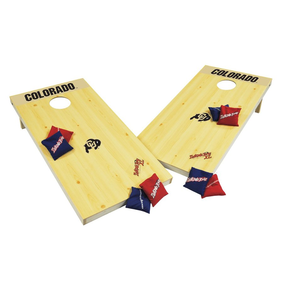 Wild Sports Colorado Buffaloes Outdoor Corn Hole Party Game