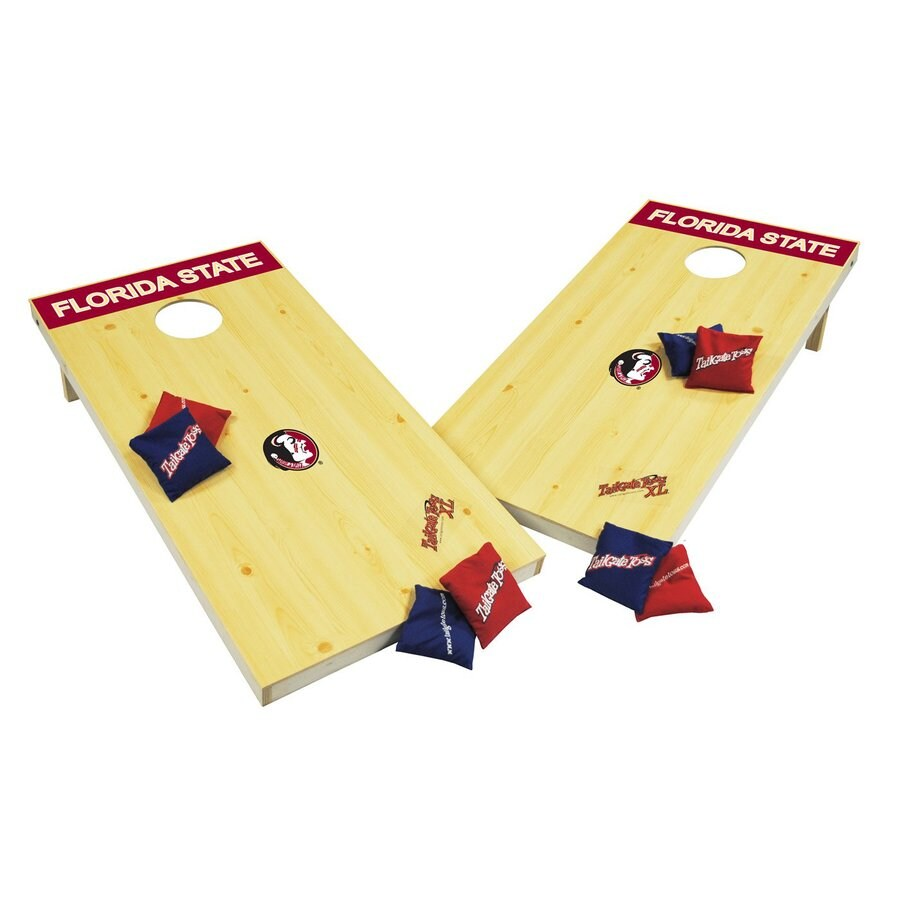 Wild Sports Florida State Seminoles Outdoor Corn Hole Party Game