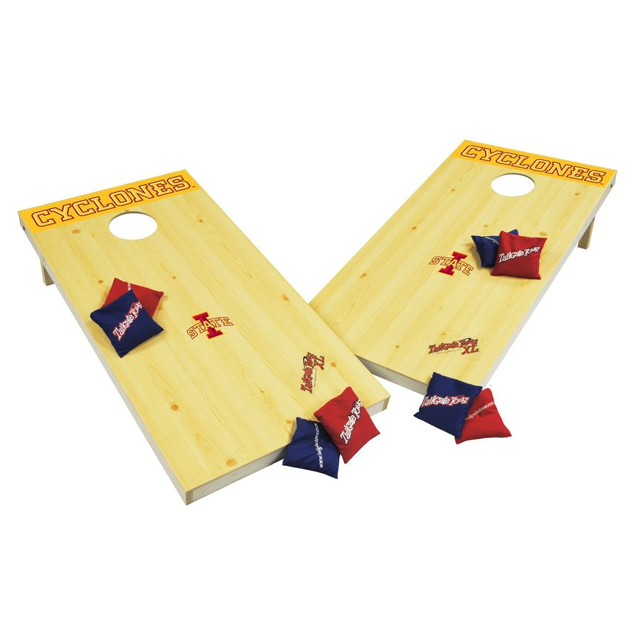 Wild Sports Iowa State Cyclones Outdoor Corn Hole Party Game