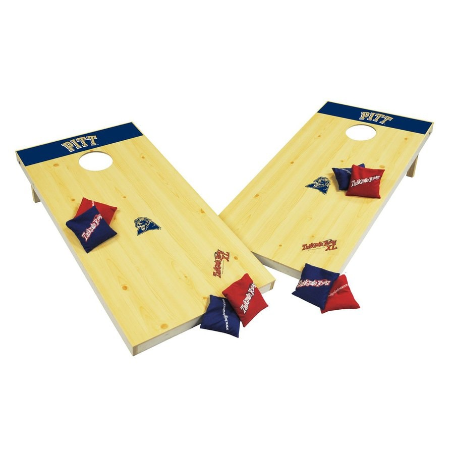 Wild Sports Pittsburgh Panthers Outdoor Corn Hole Party Game