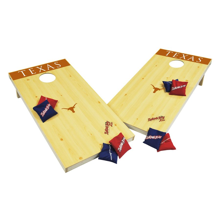 Wild Sports Texas Longhorns Outdoor Corn Hole Party Game