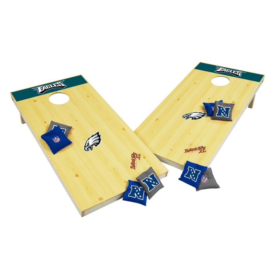 Wild Sports Philadelphia Eagles Outdoor Corn Hole Party Game