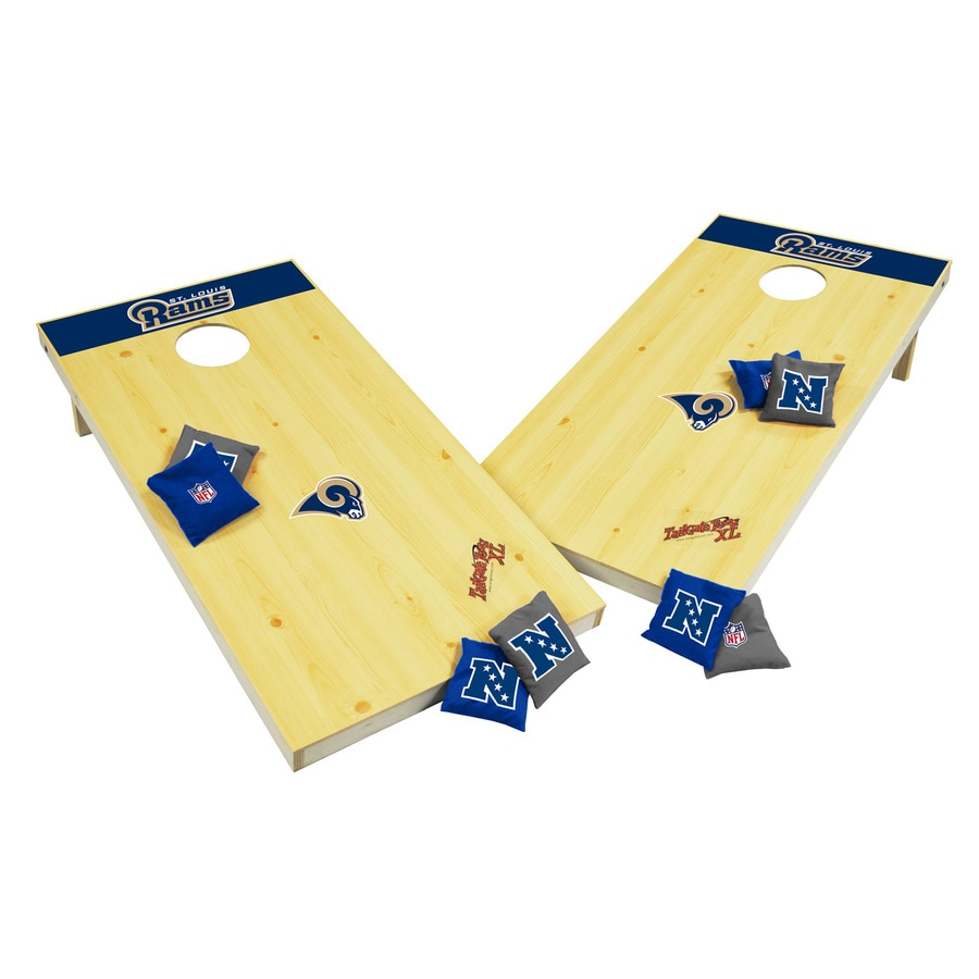 Wild Sports St Louis Rams Outdoor Corn Hole Party Game