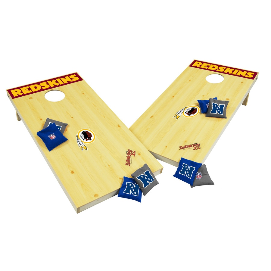 Wild Sports Washington Redskins Outdoor Corn Hole Party Game