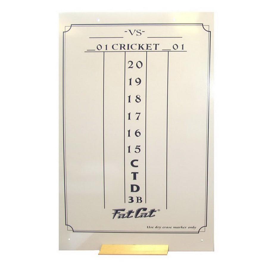 FatCat Dart Scoreboard