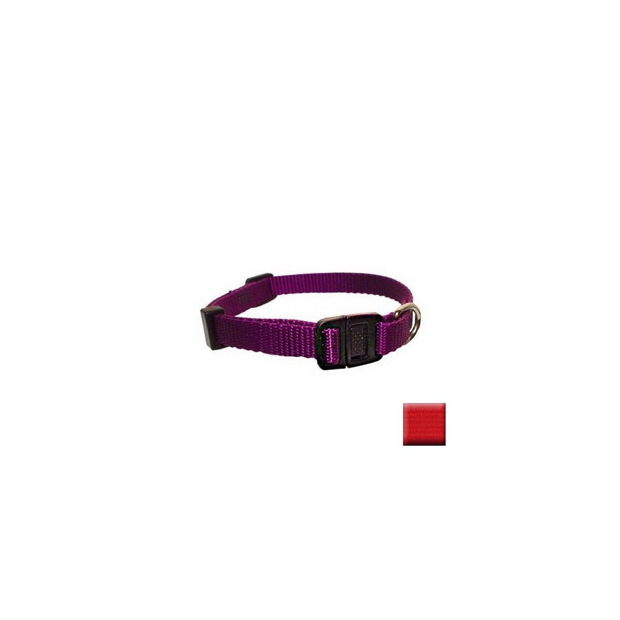 Majestic Pets Red Nylon Breakaway Collar