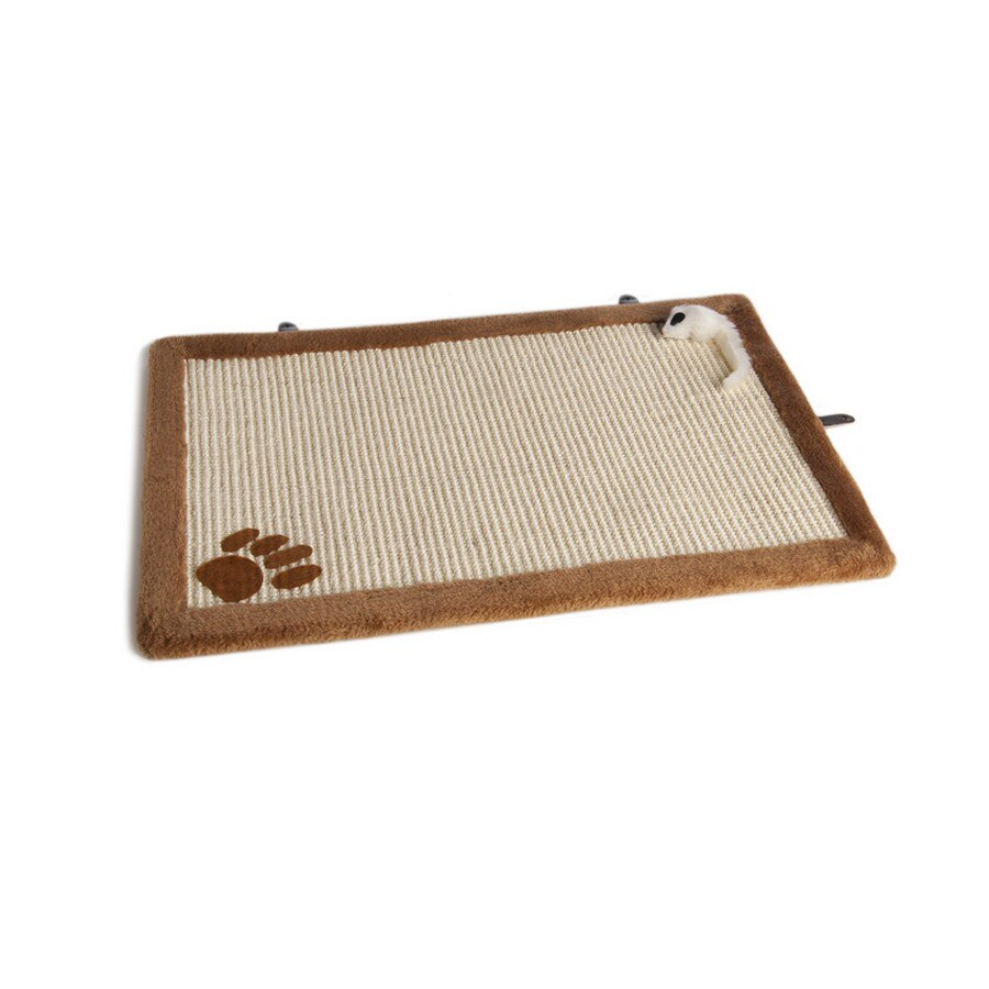 Great Paw 1-in x 22-in x 13-in Sisal Mat Scratcher
