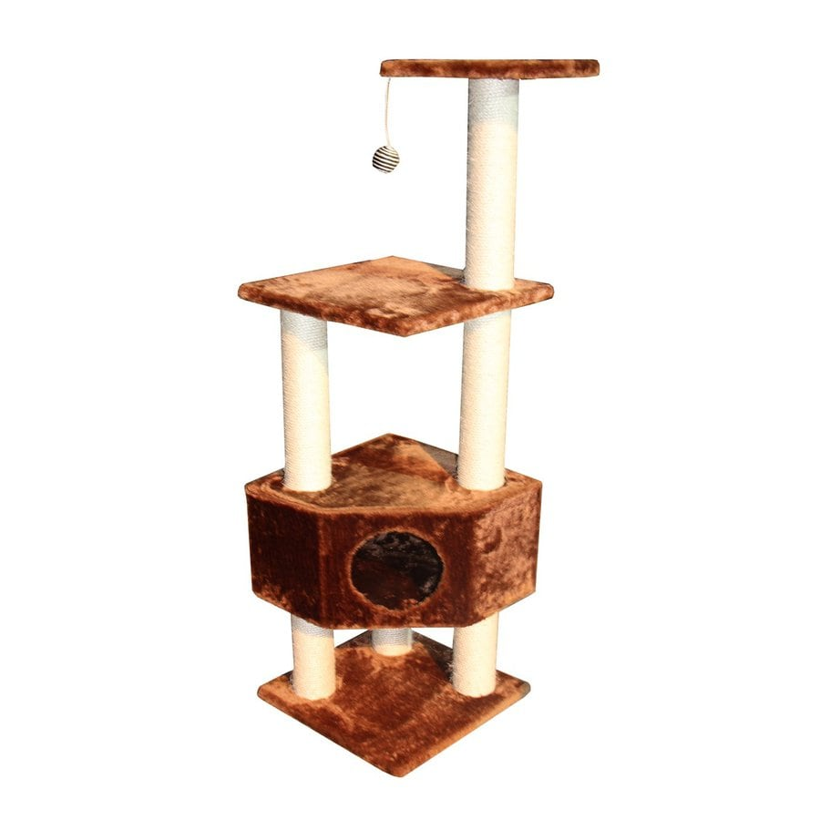 Get free shipping when you spend $49 or more on cat perches, towers, and trees. Your feline will love the endless opportunities to relax, play, and explore!