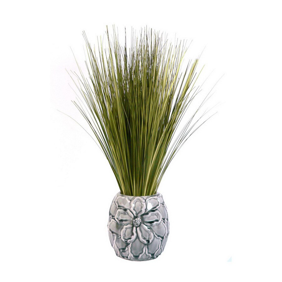 Laura Ashley by Vintage Home 25-in Onion Grass