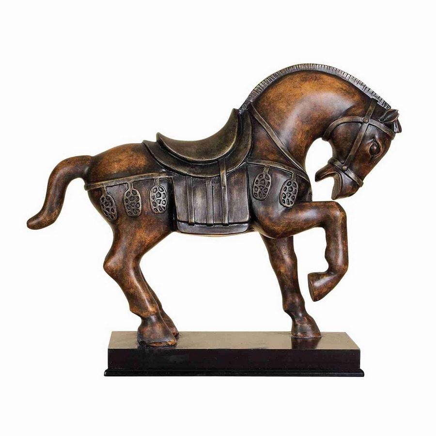 Woodland Imports Polystone Horse