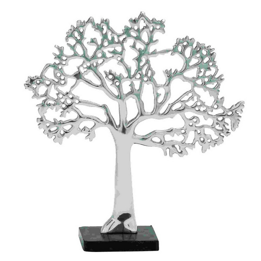 Woodland Imports Aluminum Tabletop Decoration