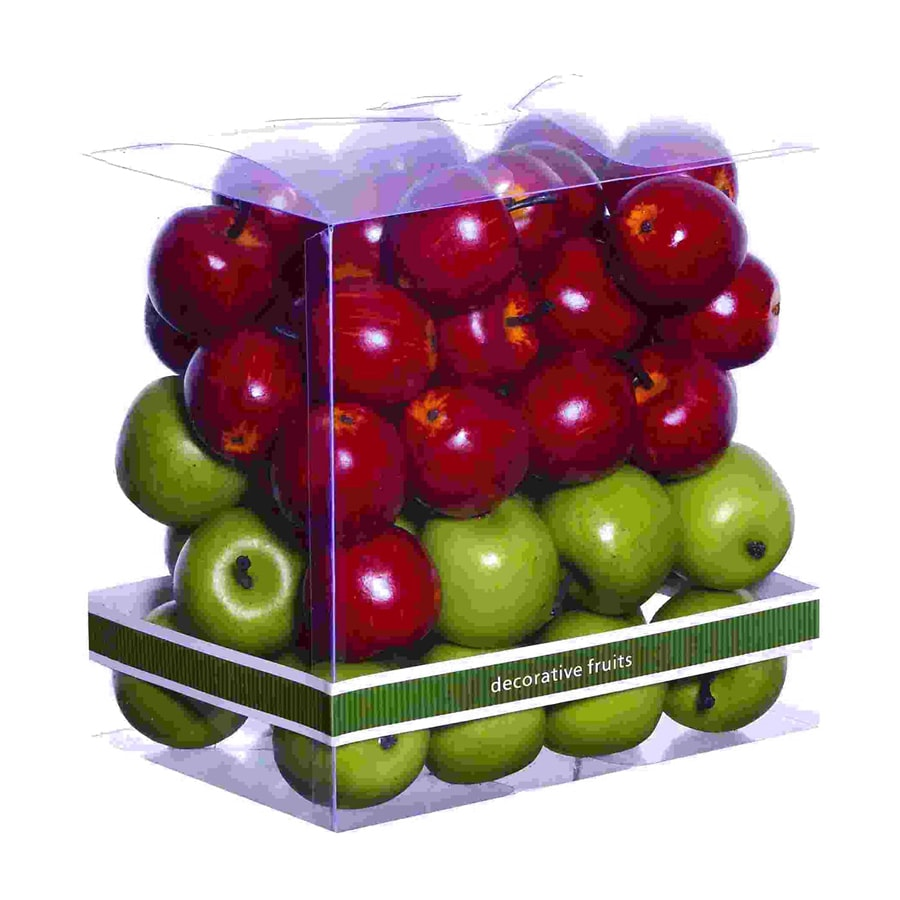 Woodland Imports Small Apple Gift Box
