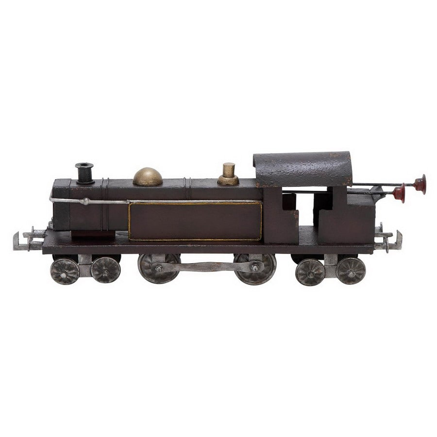 Woodland Imports Metal Locomotive