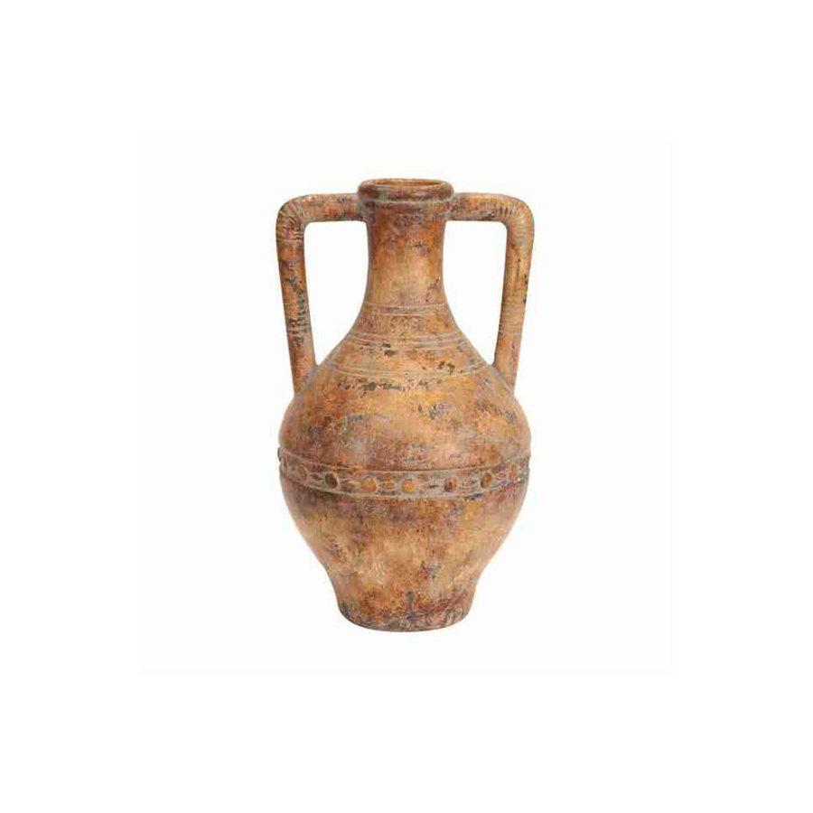 Woodland Imports Ceramic Vase Tabletop Decoration