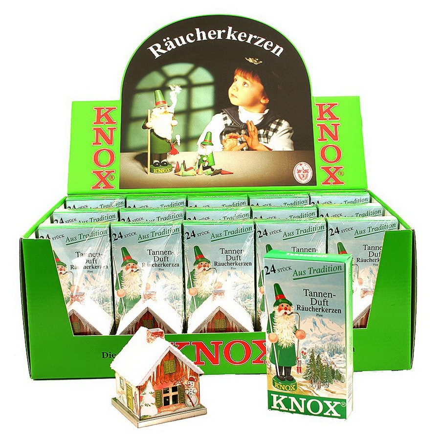 Alexander Taron Die Cast Incense and House Set