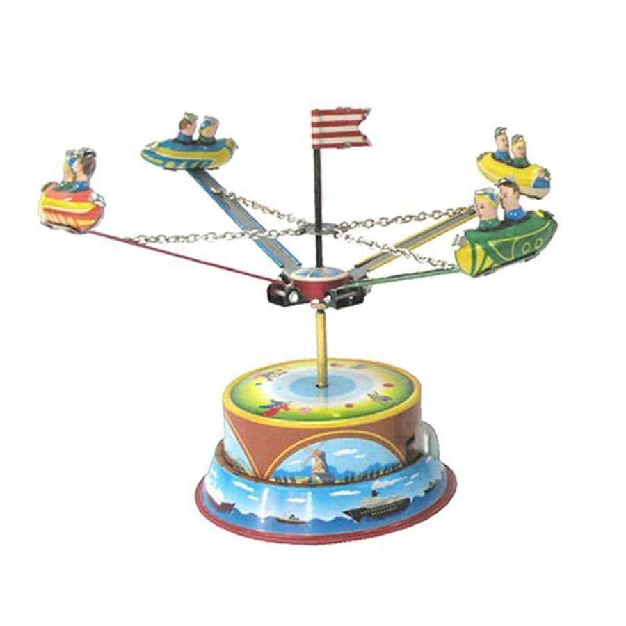 Alexander Taron Tin Carousel