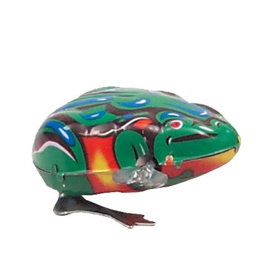 Alexander Taron Tin Wind-Up Frog