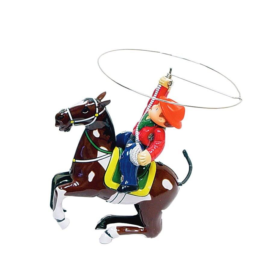 Alexander Taron Tin Cowboy and Rope