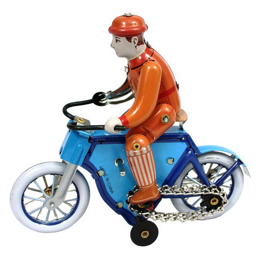 Alexander Taron Tin Wind-Up Bicycle