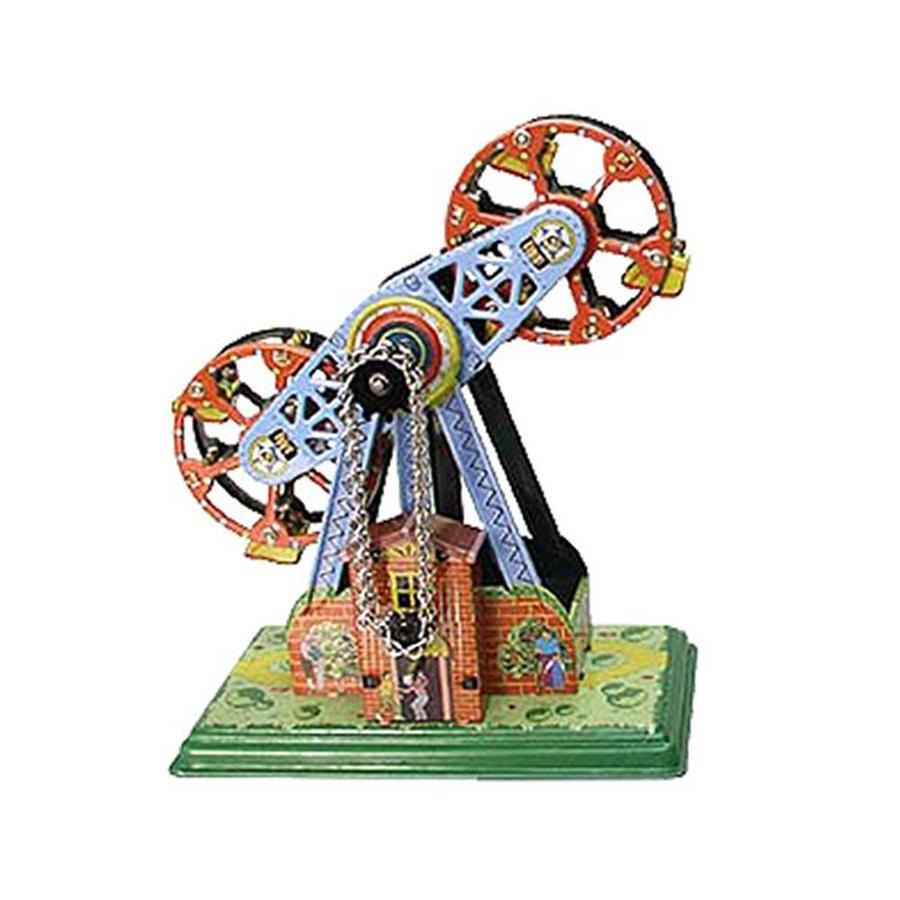 Alexander Taron Tin Wind-Up Ferris Wheel