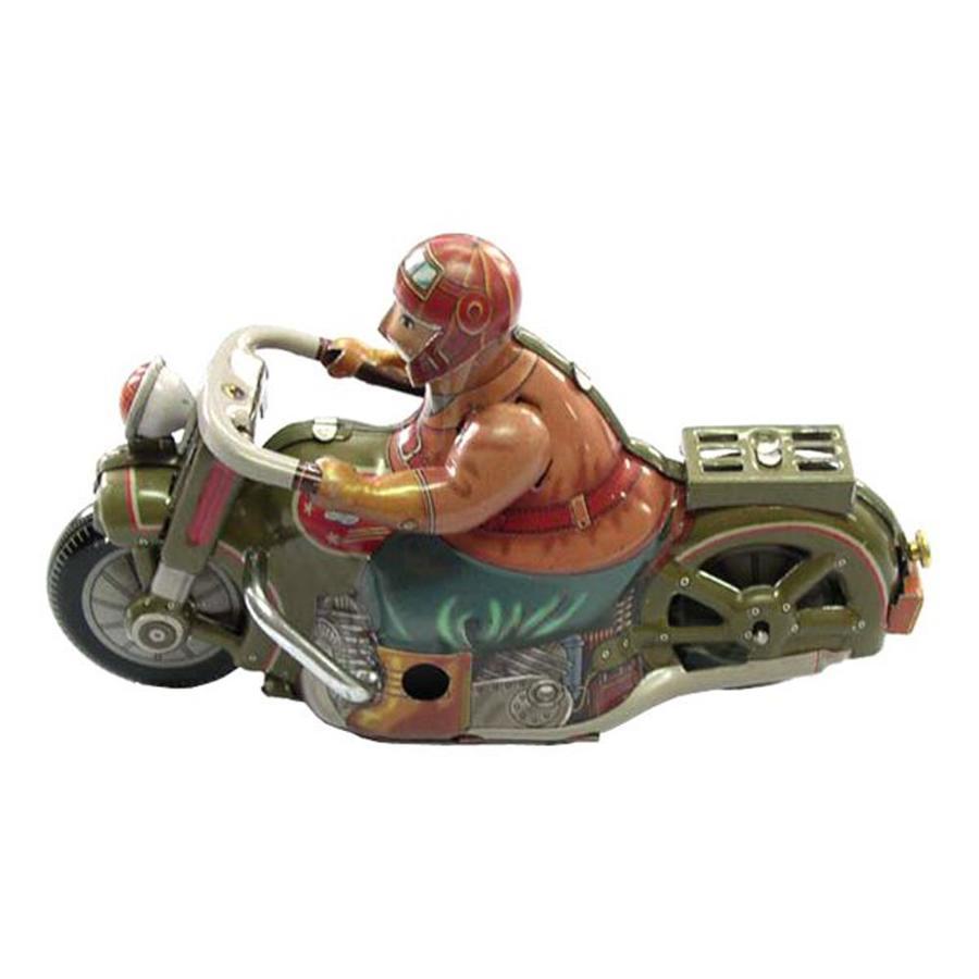 Alexander Taron Tin Wind-Up Motorcycle