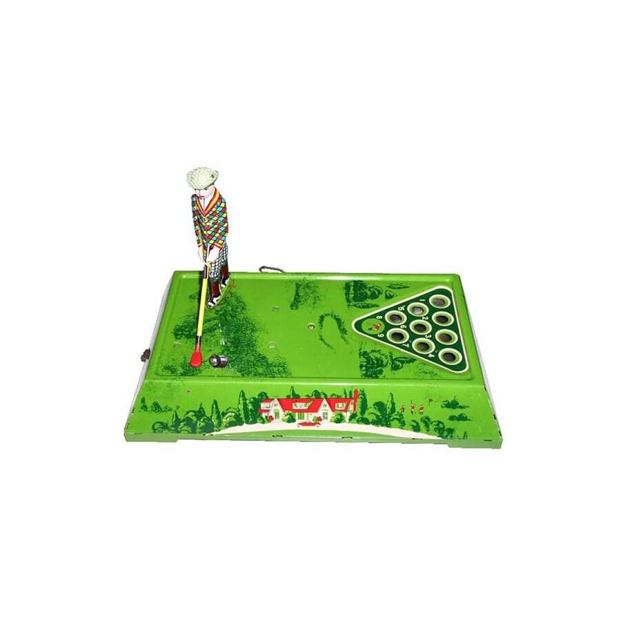 Alexander Taron Tin Golf Collectable