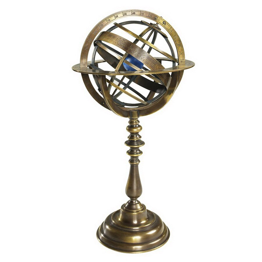 Authentic Models Wrought Iron Armillary