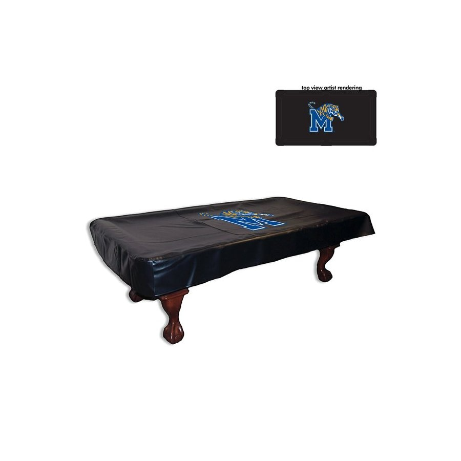 Holland 8-ft Memphis Tigers Billiard Table Cover
