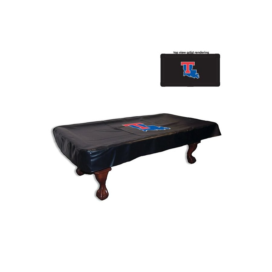 Holland 9-ft Louisiana Tech Bulldogs Billiard Table Cover