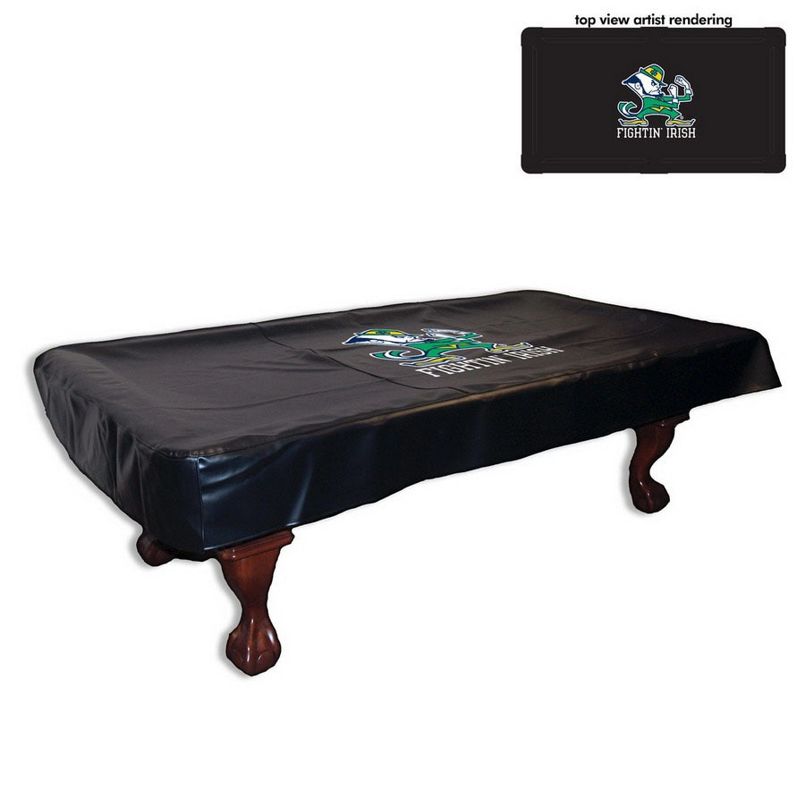 Holland 9-ft Notre Dame Fighting Irish Billiard Table Cover
