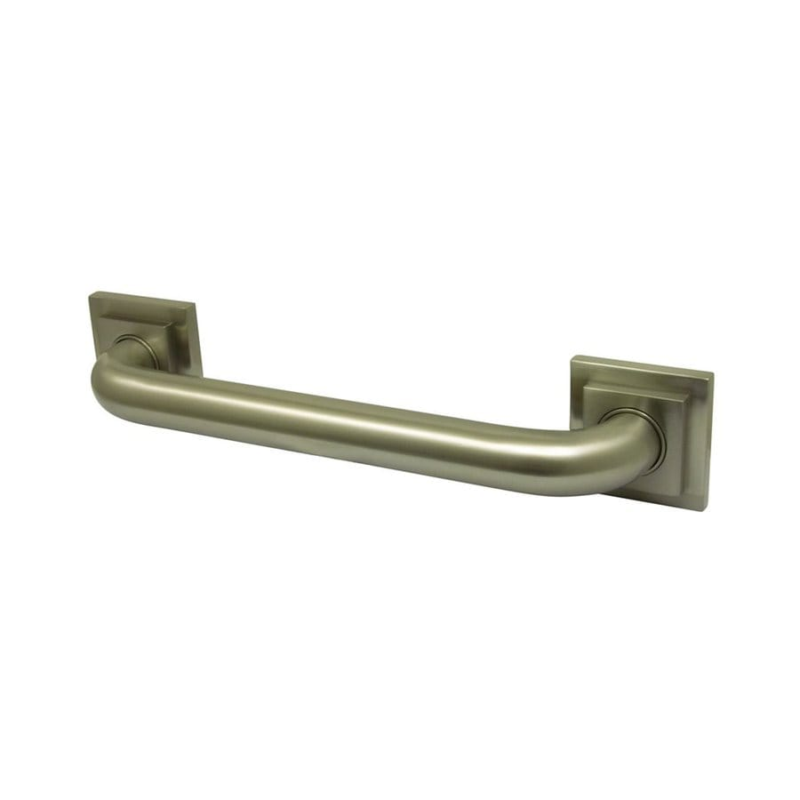 Elements of Design 18-in Satin Nickel Wall Mount Grab Bar