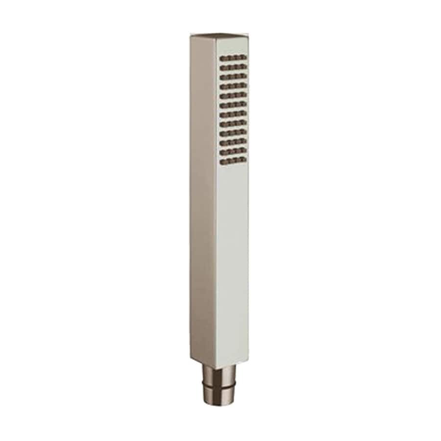 Elements of Design Claremont 1.125-in 2.5-GPM (9.5-LPM) Satin Nickel 1-Spray Hand Shower