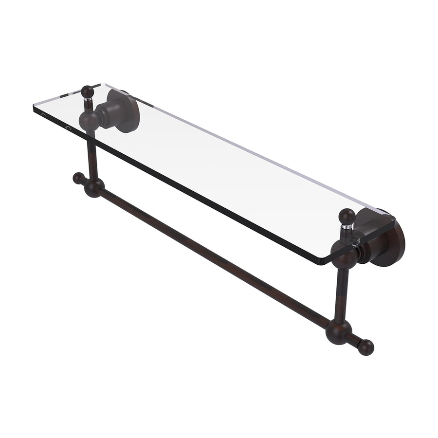 Allied Brass Astor Place Venetian Bronze Brass Bathroom Shelf