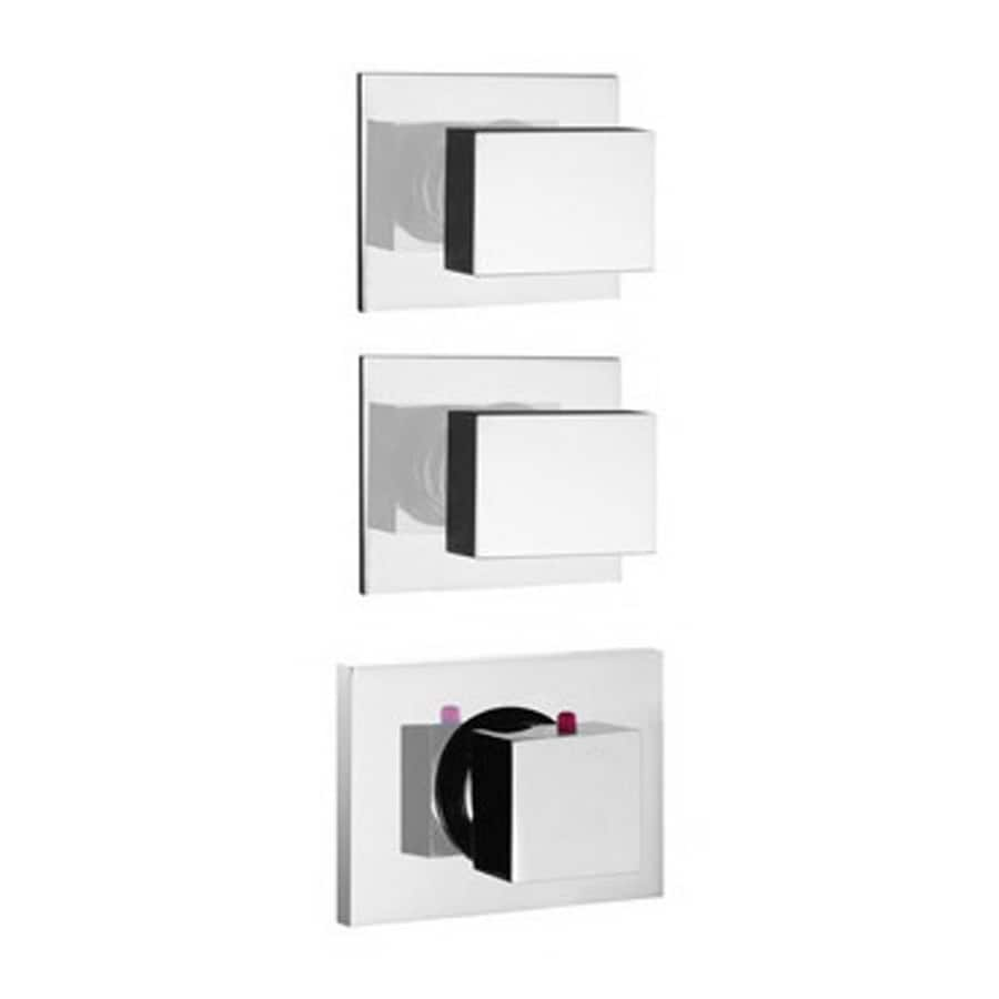 Nameeks Chrome Bio Thermostatic Tub/Shower Trim Kit