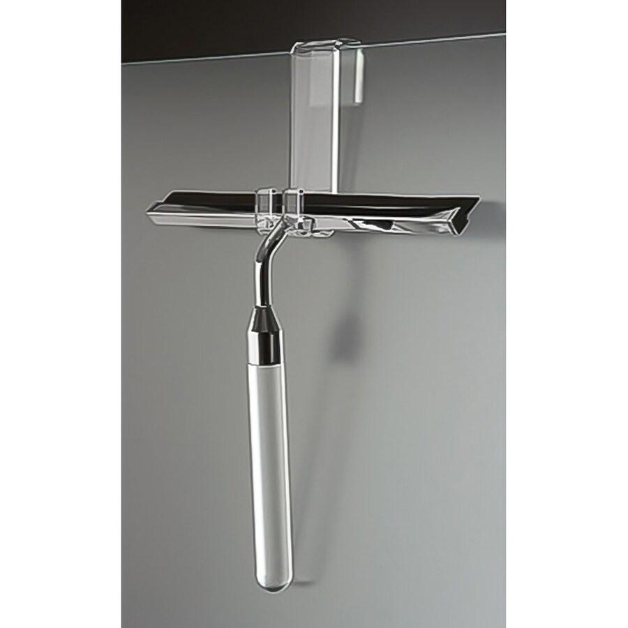 Nameeks Trasparenze Transparent Single Shower Hook