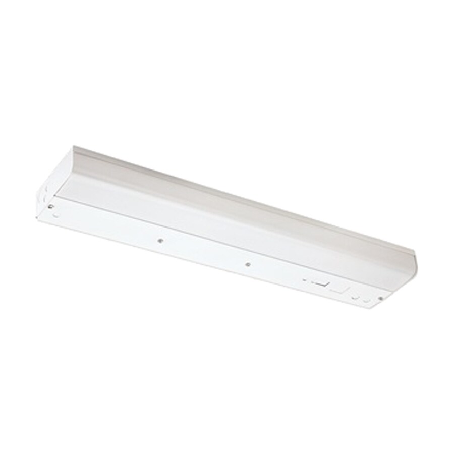 Nora Lighting 21.25-in Hardwired Under Cabinet Fluorescent Light Bar