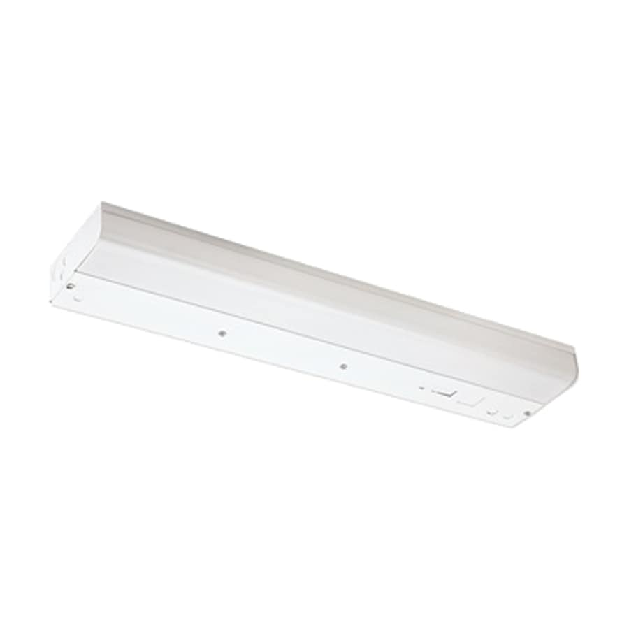 Nora Lighting 33.5-in Hardwired Under Cabinet Fluorescent Light Bar