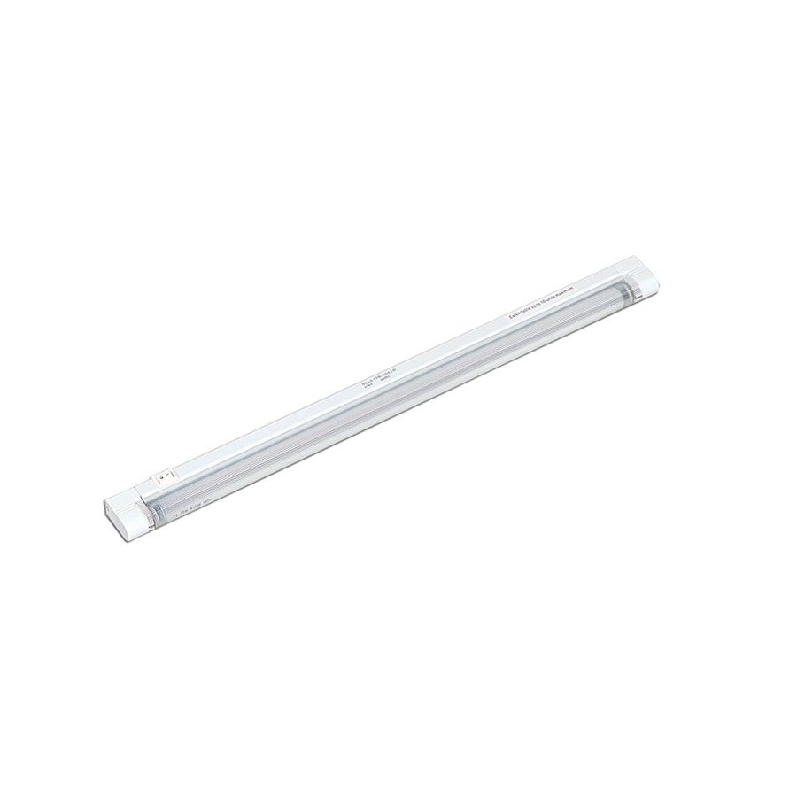 Nora Lighting 22.5-in Plug-in Under Cabinet Fluorescent Light Bar