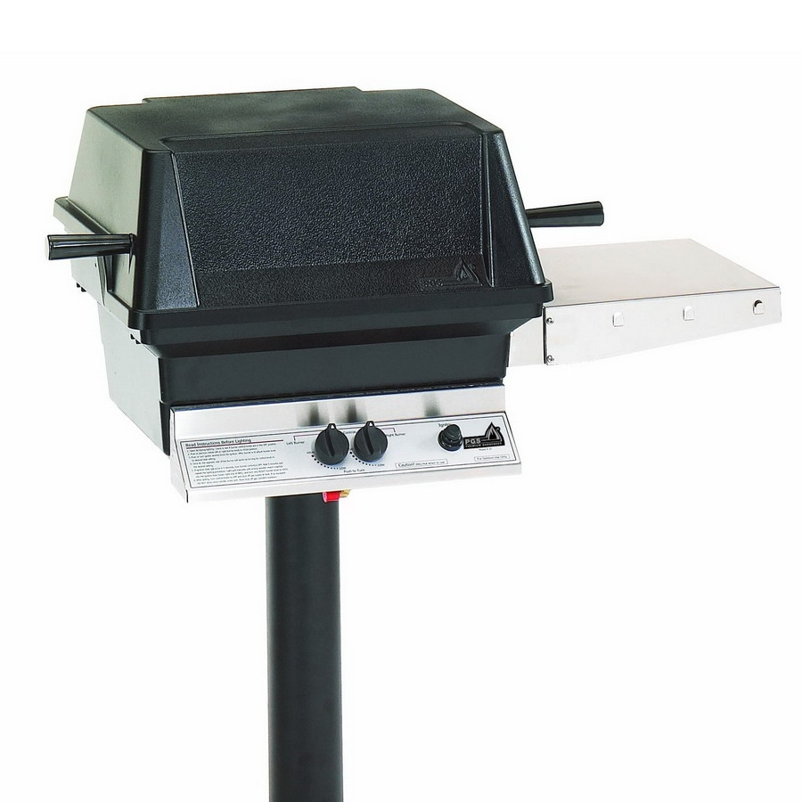 "PGS ""A"" Series 2-Burner (30,000-BTU) Liquid Propane Gas Grill"